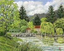 <strong>Marsh Lock' Henley</strong>