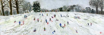 <strong>Sledging' Henley</strong>