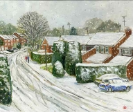 <strong>Snow' Deanfield Road' Henley II</strong>