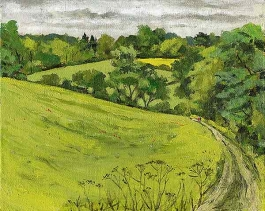 <strong>View towards Greys Court</strong>