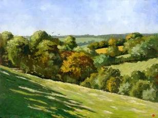 Landscape near Fawley