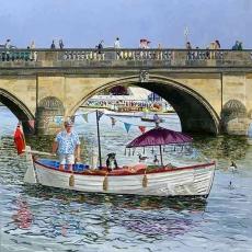 River idyll' Henley